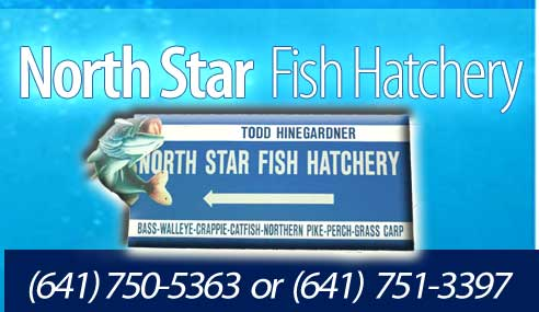 Iowa fish hatcheries North Star fish hatchery